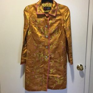 Asian Long Kimono Coat